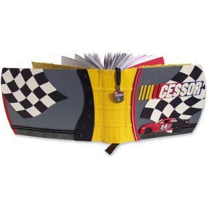 NASCAR Scrapbook Album