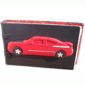 Leather Car Journal
