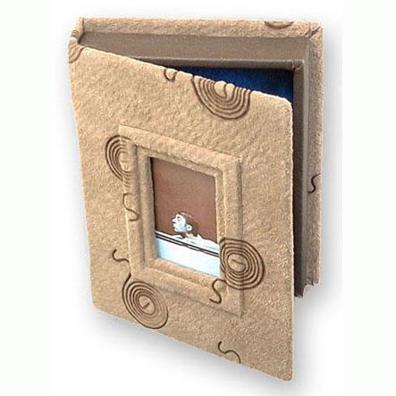Tan Photo Box