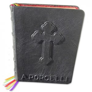 Personalized Budded Cross Bible