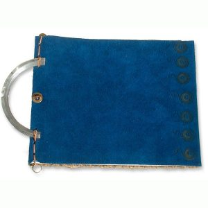 Blue Suede Handle Scrapbook
