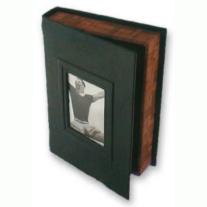 Photo Box with printed sides