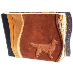 Golden Retriever Scrapbook
