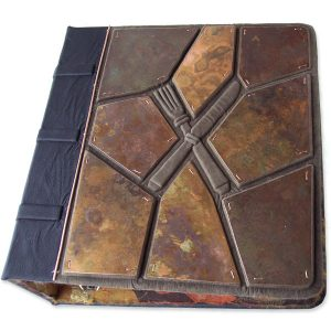 Copper Mosaic Recipe Book